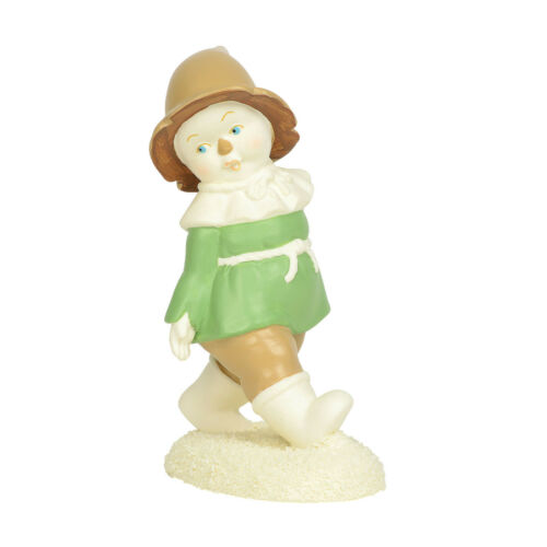 Dept 56 If I Only Had A Brain Snowbabies Scarecrow Guest Collection Enesco