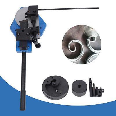 Sbg-40 Universal Metal Bender Flatroundsquare Bending Machine Heavy Duty Sale