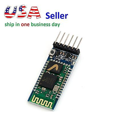 Wireless RF Transceiver Bluetooth Module HC-05 Master and Slave mode for Arduino
