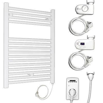 Elektro-badheizkörper (Elektro Badheizkörper Handtuchwärmer Heizung Handtuchtrockner Halter elektrisch)