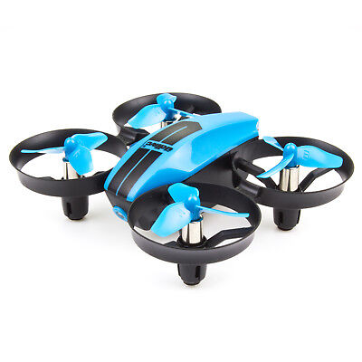 UDI U46 Mini RC Drone 2.4Ghz 4CH Quadcopter Headless Way for Beginner Kids Blue