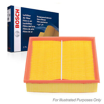 Genuine Bosch Air Filter Insert - F026400408
