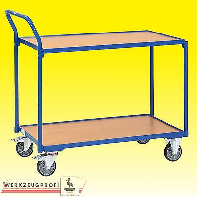 FETRA Tischwagen 2740 300/80 kg Tragkraft  Etagenwagen Transportwagen