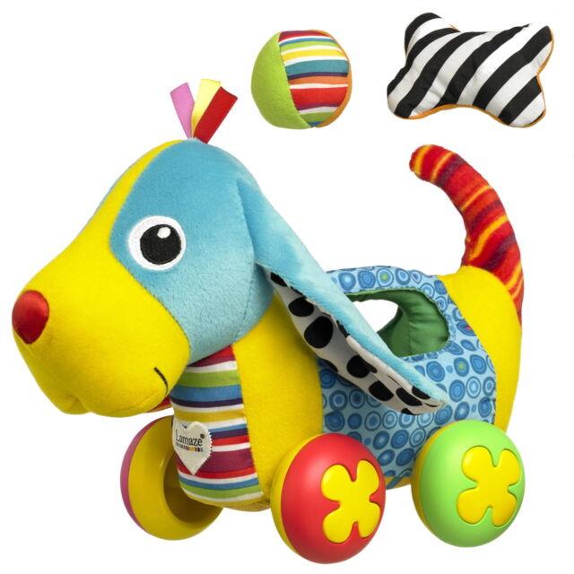 Nachziehtier Hund Baby Spielzeug Lamaze Henry Nachziehspielzeug Tomy neu ovp