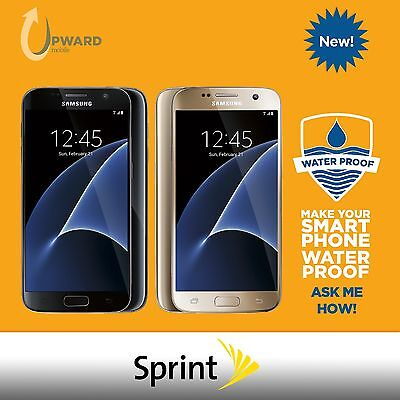 New Samsung Galaxy S7  32Gb  Sprint Ting Freedompop Boost Mobile