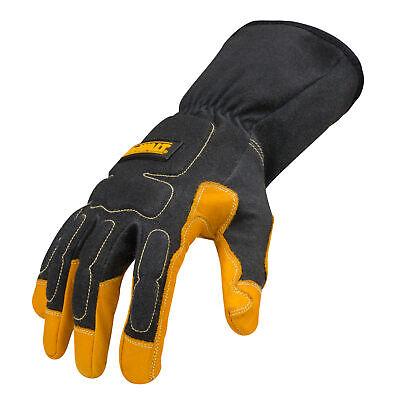 Dewalt Premium Mig Tig Welding Work Gloves Dxmf02051