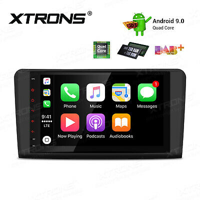 "Android 9.0 Navi GPS 9"" DAB+ Autoradio für Mercedes Benz ML/GL-Klasse W164 X164"