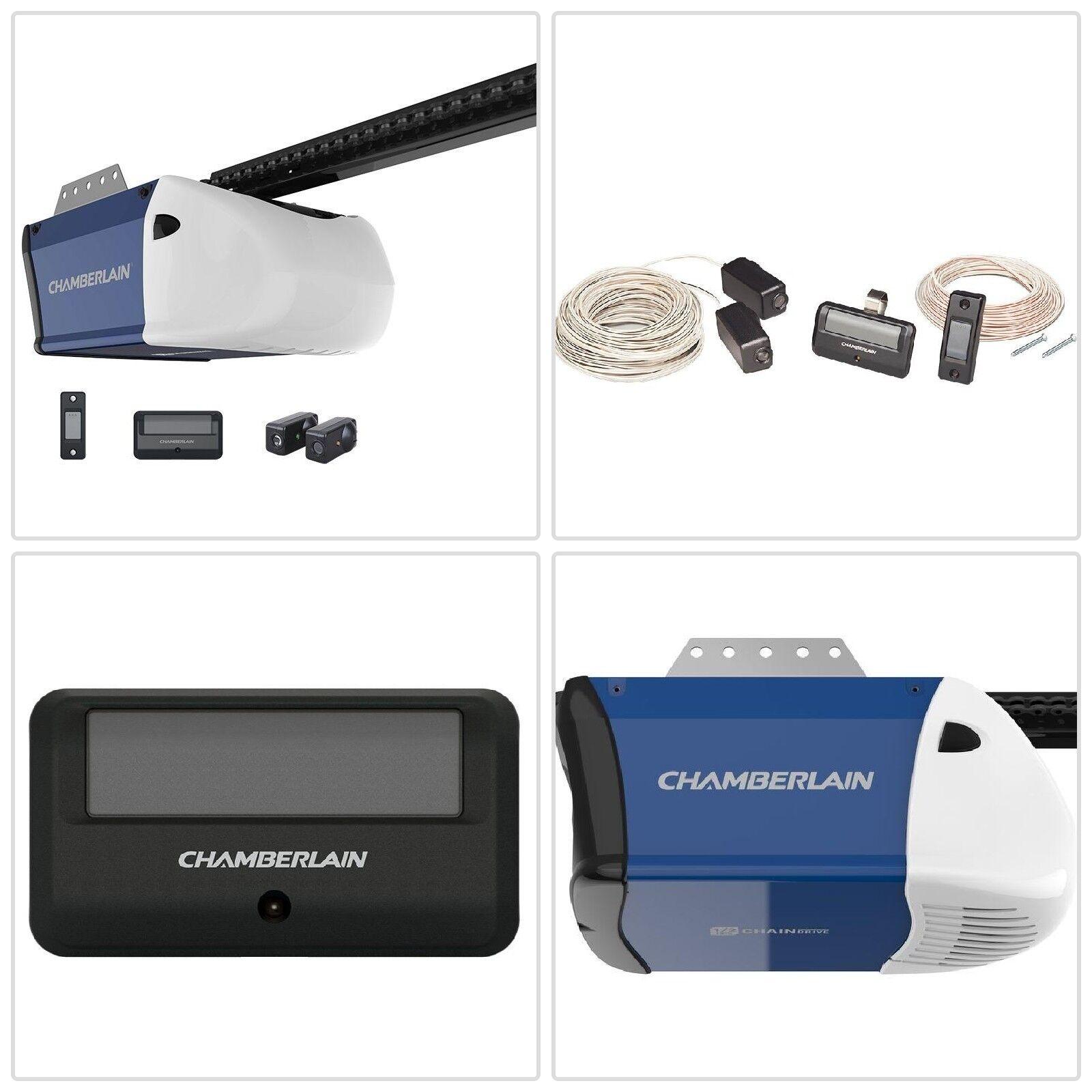 Chamberlain Garage Door Opener Kit 1/2 HP Cha