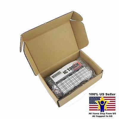 25value 125pcs Electrolytic Capacitor Assortment Kit Us Seller Kitb0125