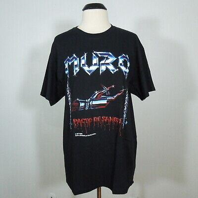 MURO Pacto De Sangre Official T-Shirt Black Men's size L (NEW) comprar usado  Enviando para Brazil