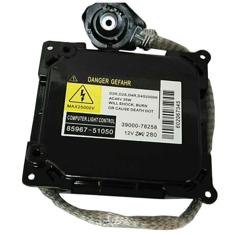 OEM HID Headlight Ballast Control Unit 85967-51040 For Lexus Toyota 2006-2011