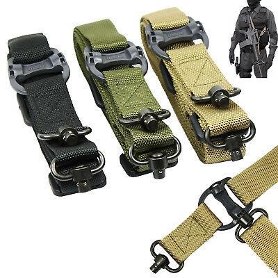 Retro Tactical Quick Detach Qd 1 Or 2 Point Multi Mission 1 2  Rifle Sling Nylon