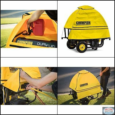 Storm Champion Shield Severe Weather Portable Generator Cover 3000 To10000-watt