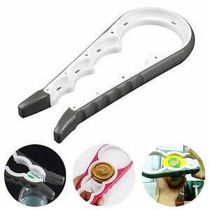 Easi-Twist Easy Grip Jar Opener Quick Opening For Cooking Open any Jar or Bottle