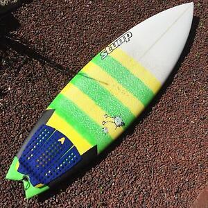 6'2 Stump Surfboard   SUIT NEW BOARD BUYER Mornington Mornington Peninsula Preview