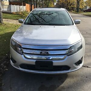 2012 Ford Fusion SEL V6 Safetied! Clear title! Great price!