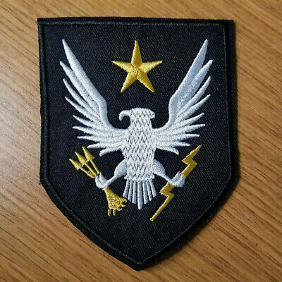 4 Inches Team Patch (Halo Reach Noble Team Patch 4  inches)