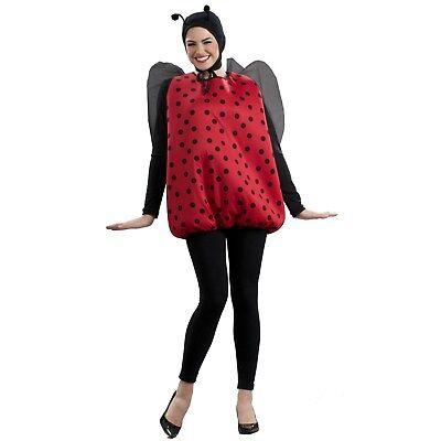 Lady Bug Adult Costume - Lady Bug Costume Adult