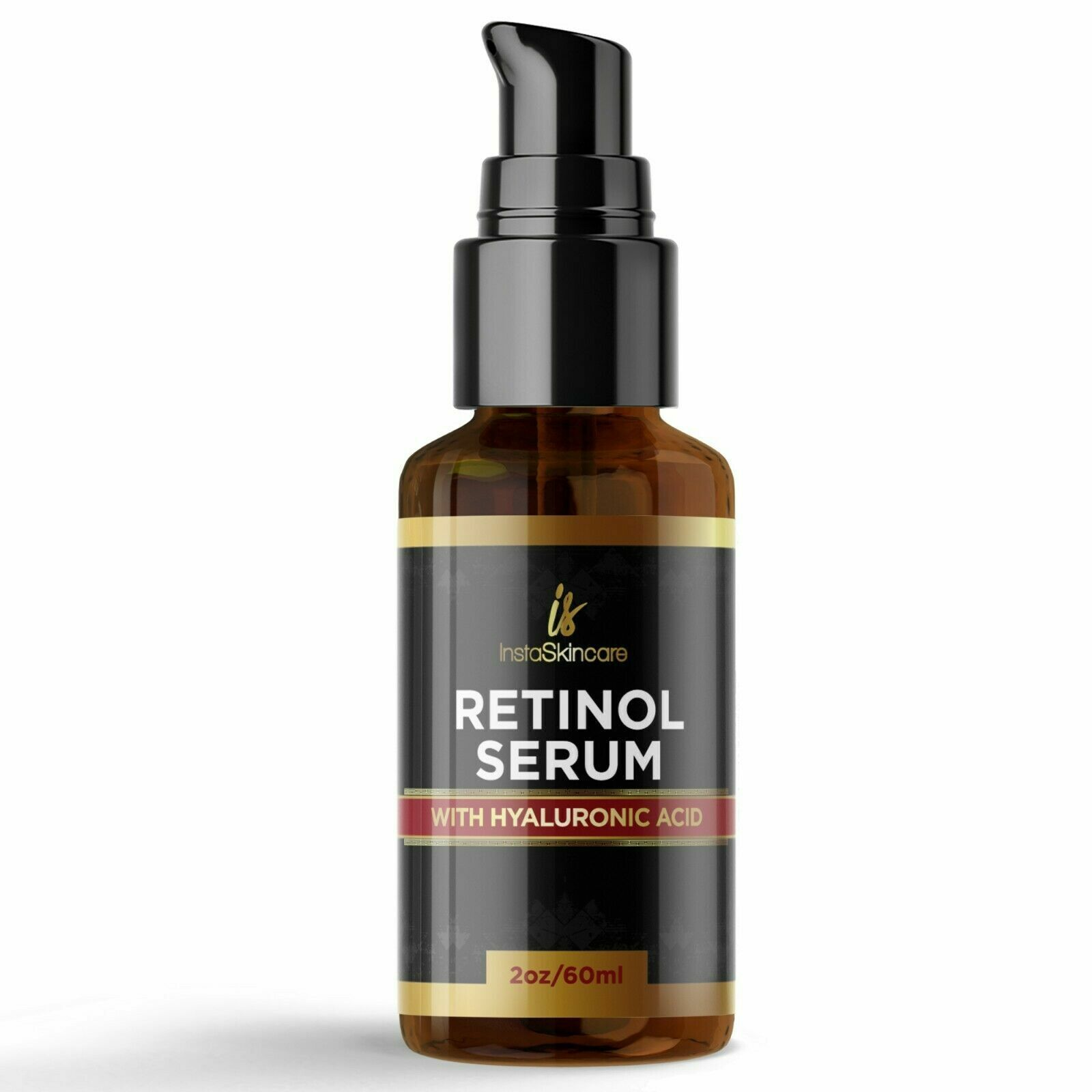 ▶Retinol Serum For Face with Hyaluronic Acid Vitamin A,E,