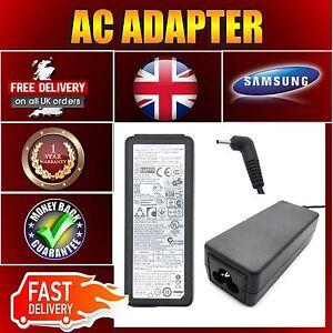 AC Adapter for Samsung Chromebook 12V Genuine 3.33A 40W A12-040N1A AD-4012NHF