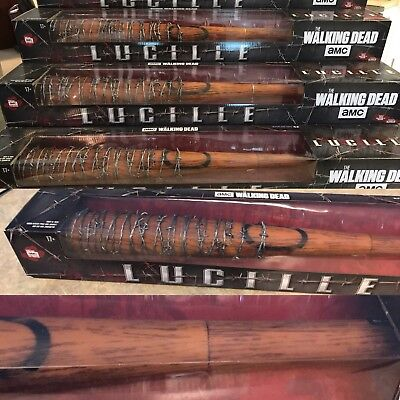 Mcfarlane Toys The Walking Dead Tv Negans Bat  Lucille  Role Play Accessory