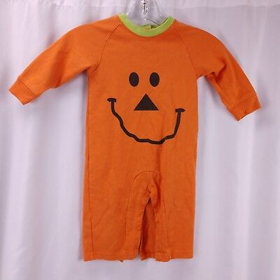Hannah Anderson Pumpkin Halloween One Piece 18-24 Months 80cm Costume