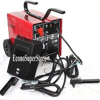 250amp 110220v Coil Ac Arc Stick Rod Welder Mma Welding Machine
