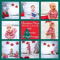 Christmas Mini Sessions!