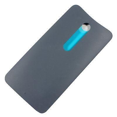 OEM Motorola Moto X Flair Pure Edition Battery Back Door Cover Housing Slate