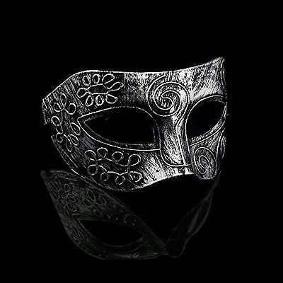 Masks For Masquerade Ball Men (Mens Masquerade Masks Face Mask Venetian Masks for Fancy Dress Ball Roman)