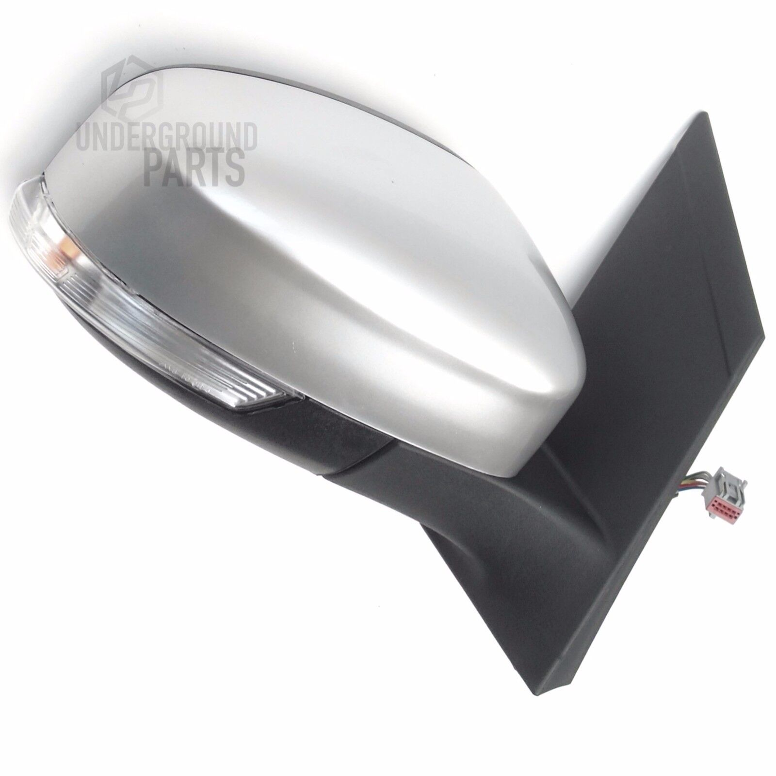 Ford Focus Drivers Side Door Wing Mirror Moondust Silver O S 2008 2010 Car Wing Mirrors Accessories Vehicle Parts Accessories