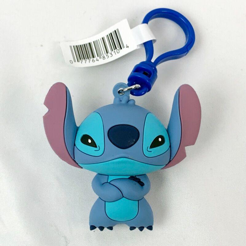 Disney Lilo & Stitch Figural Bag Clip Series 3 Attitude Arms Cross Stitch 3 Inch