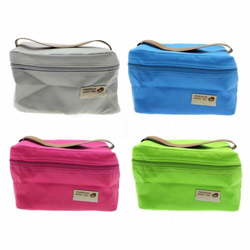 Container Store Lunch Box: Mini Small Portable Insulated Picnic Lunch Box Container