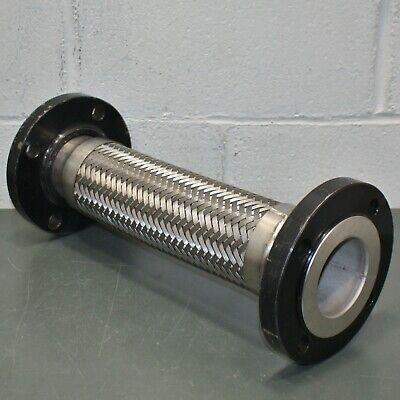 Hose Master Flexible Metal Hose G300flxfl180 3 X 18 Braided Stainless Steel