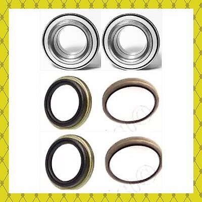 FRONT WHEEL HUB BEARING & SEAL FOR 2000-2006 TOYOTA TUNDRA  PAIR - Front Hub Seal