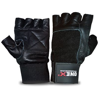 Best Weight Lifting Gloves Gym Fitness Bodybuilding Workout Training Wrist