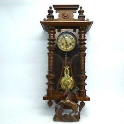 Vintage German Junghans Regulator Clock