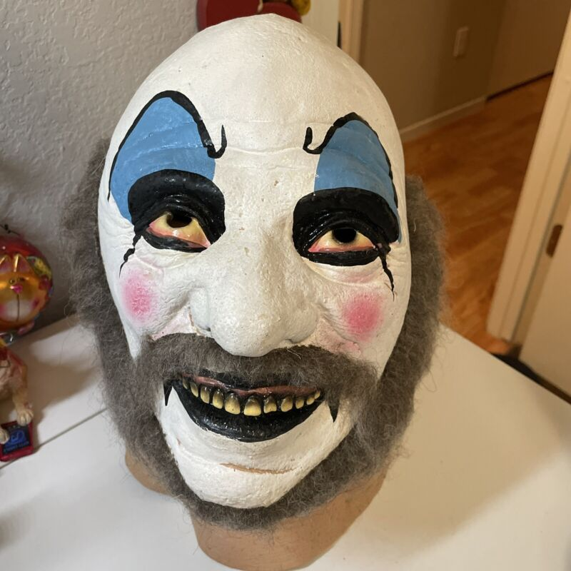 trick of treat rob zombie captain Spaulding mask