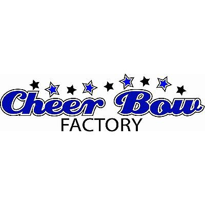 Cheer Bow Factory