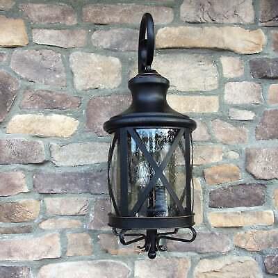 AA Warehousing Taysom 2 Light Exterior Lighting in Oil Bronze