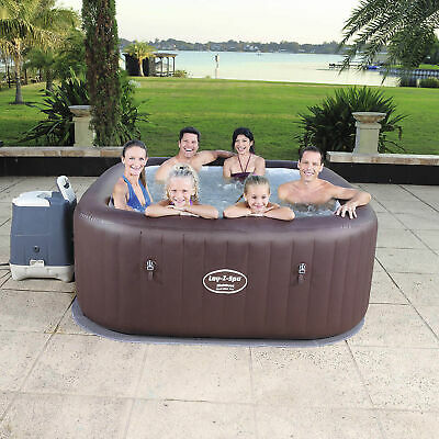Lay Z Spa Maldives Hydrojet Pro 5-7 Person Spa - Lay-Z-Spa Inflatable Hot Tub