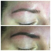 Microblading and Cosmetic Tattoo!