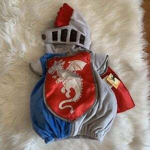 Baby Knight Costume for 6-9 months, new w tags!