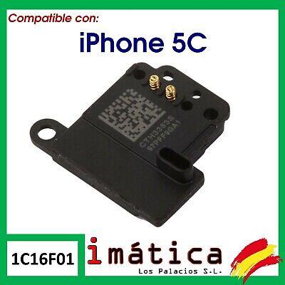 ALTAVOZ PARA IPHONE 5C AURICULAR INTERNO INTERIOR SUPERIOR OIDO OREJA SONIDO comprar usado  Enviando para Brazil