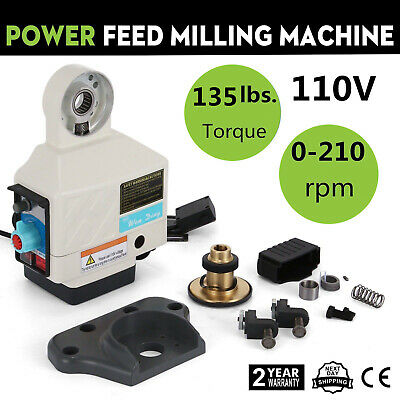 X Axis Power Feed Milling Table Milling Machine Vertical Milling Bridgeport Acer