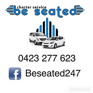 BE SEATED airport transfers and other. Baldivis Rockingham Area Preview