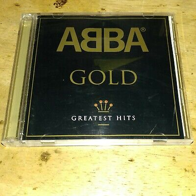 Abba Gold Greatest Hits CD Rare 2003 with Bonus disc UICY-9391/2 Made in Japan