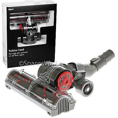 Genuine Dyson DC02 DC19 Vacuum Cleaner Turbo Turbine Brush Floor Tool Head
