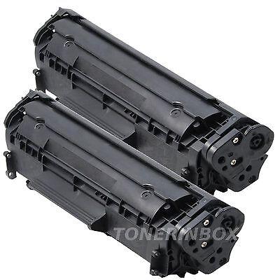 Cartridge 104 Black Toner (2PK Black 104 FX9 FX10 Toner Cartridge For Canon ImageClass MF4350D MF4150 D420 )
