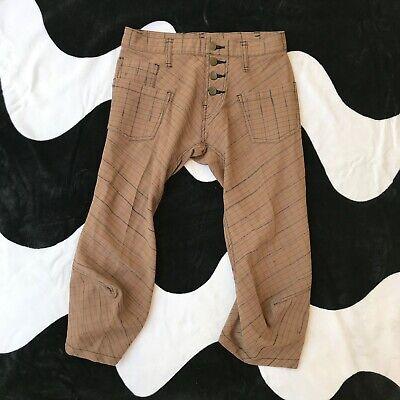Vintage Christopher Nemeth Brown Pant